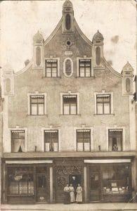 Umzug in die Untere Altstadt 106